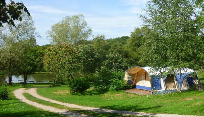 Camping La Fougeraie à Saint-Léger-de-Fougeret