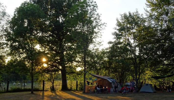 Camping les Mésanges
