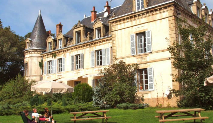 Château de Chigy