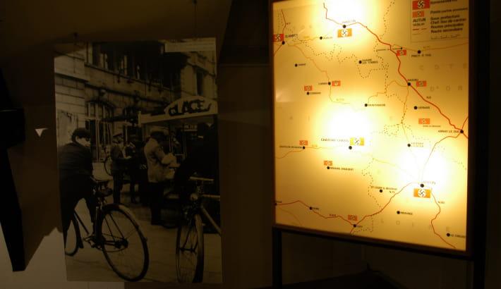 Musée de la Résistance à Saint-Brisson
