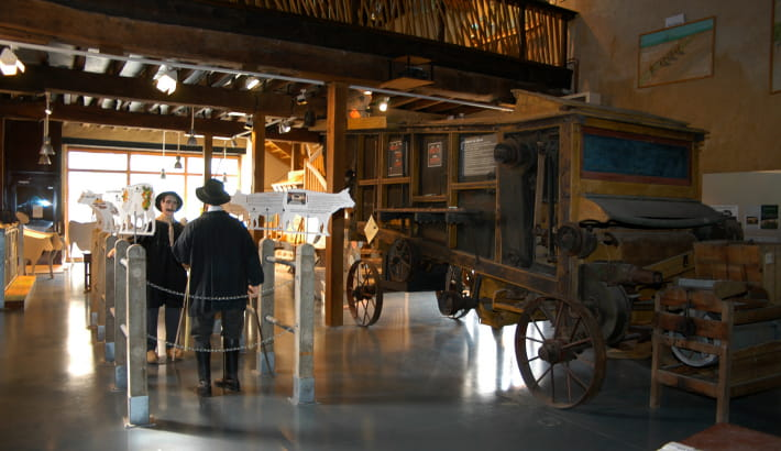 Musée de l'Elevage et du Charolais à Moulins-Engilbert