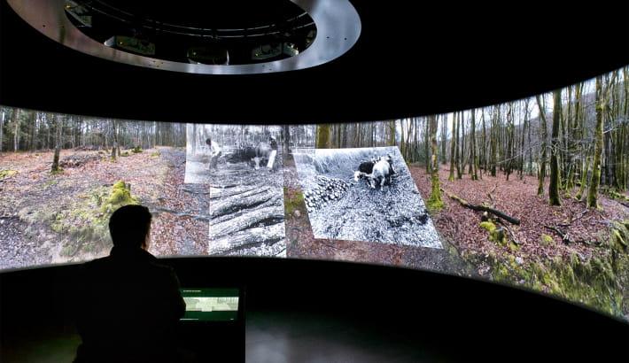 Galerie numérique de la Maison des Hommes et des Paysages