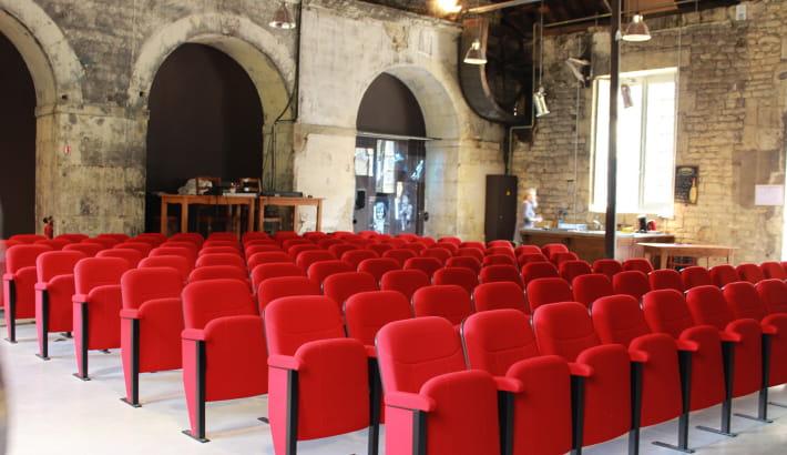 Théâtre des Forges Royales à Guérigny