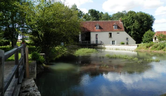 Le Moulin de Janlard à Nannay