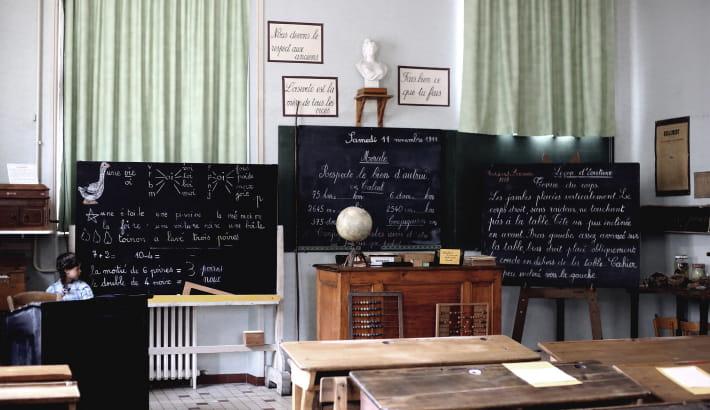 Musée de l'éducation à Nevers