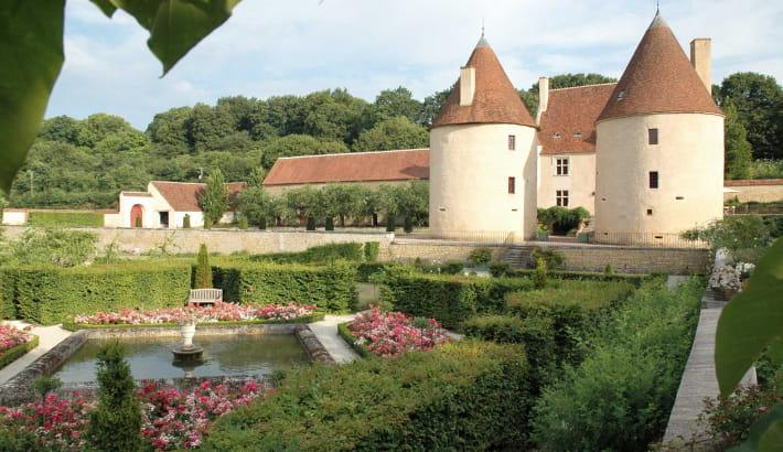 Les jardins du Château de Corbelin
