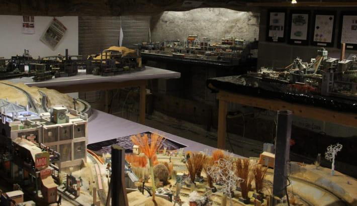 Musée des mondes imaginaires
