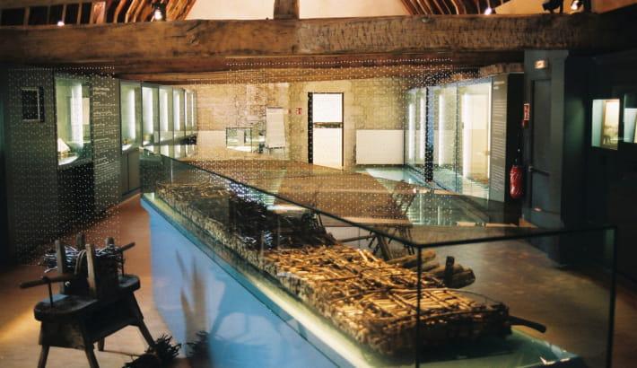 L'histoire du flottage au musée Romain Rolland