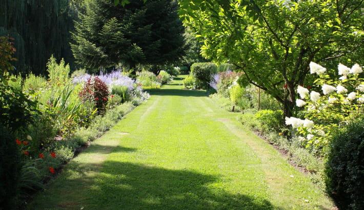 Jardin de Forgeneuve à Coulanges-les-Nevers