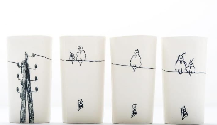 Les poteries de Sofi Buquet