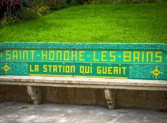 Saint-Honoré-les-Bains la station qui guérit