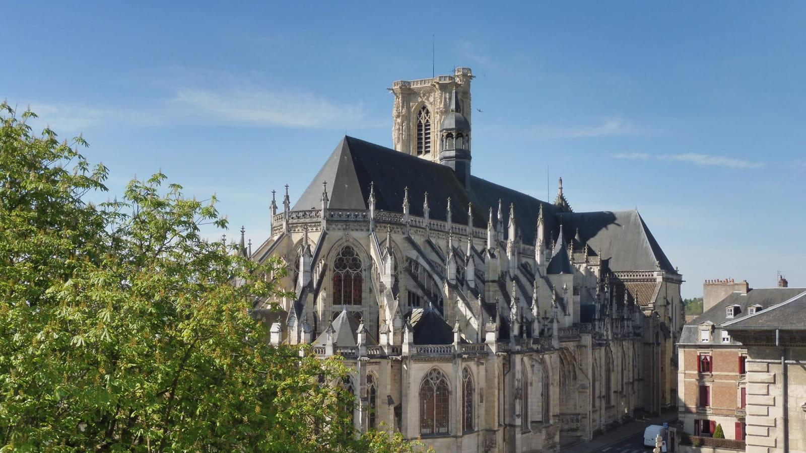 Cathédrale Saint Cyr Sainte Julitte