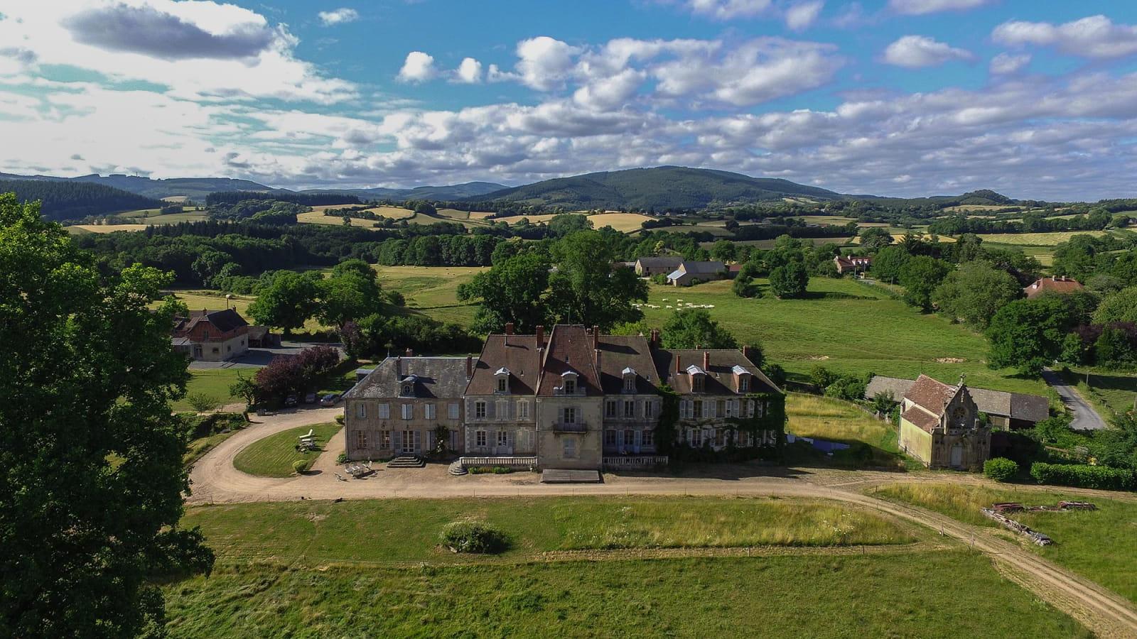 Domaine du Château d'Ettevaux