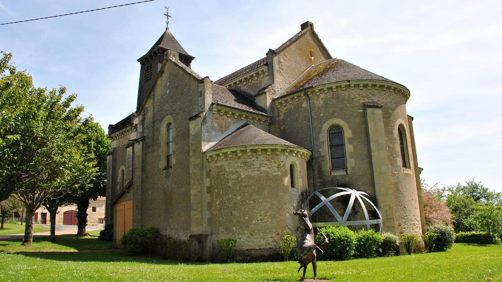 L'église de Nannay et ses œuvres