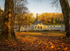 Parc et Thermes de Saint-Honoré-les-Bains