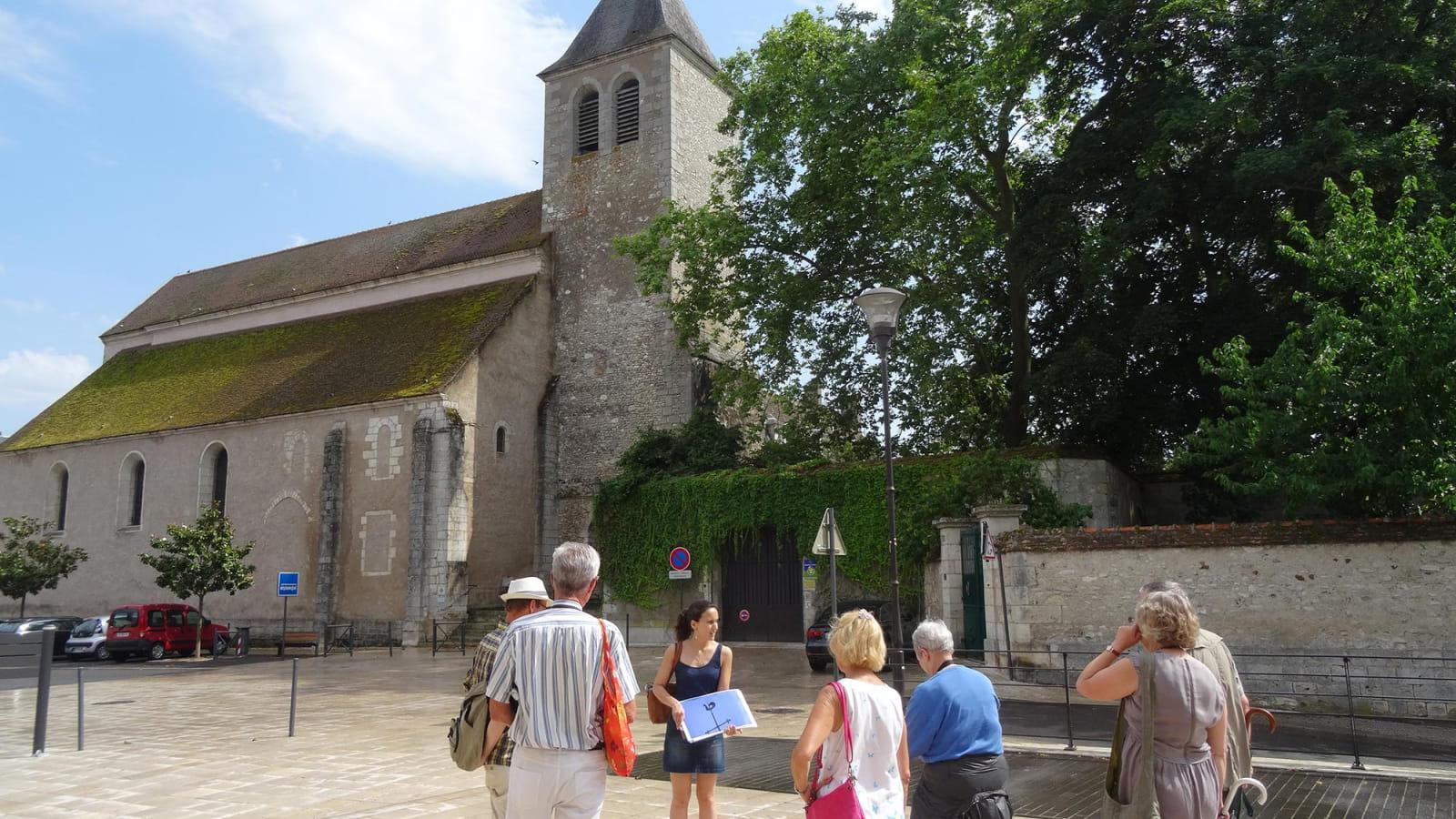 Visite guidée à Cosne-Cours-sur-Loire