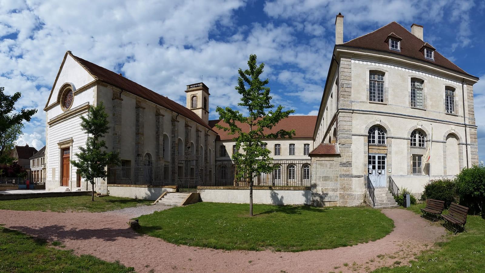 L'abbaye de Corbigny