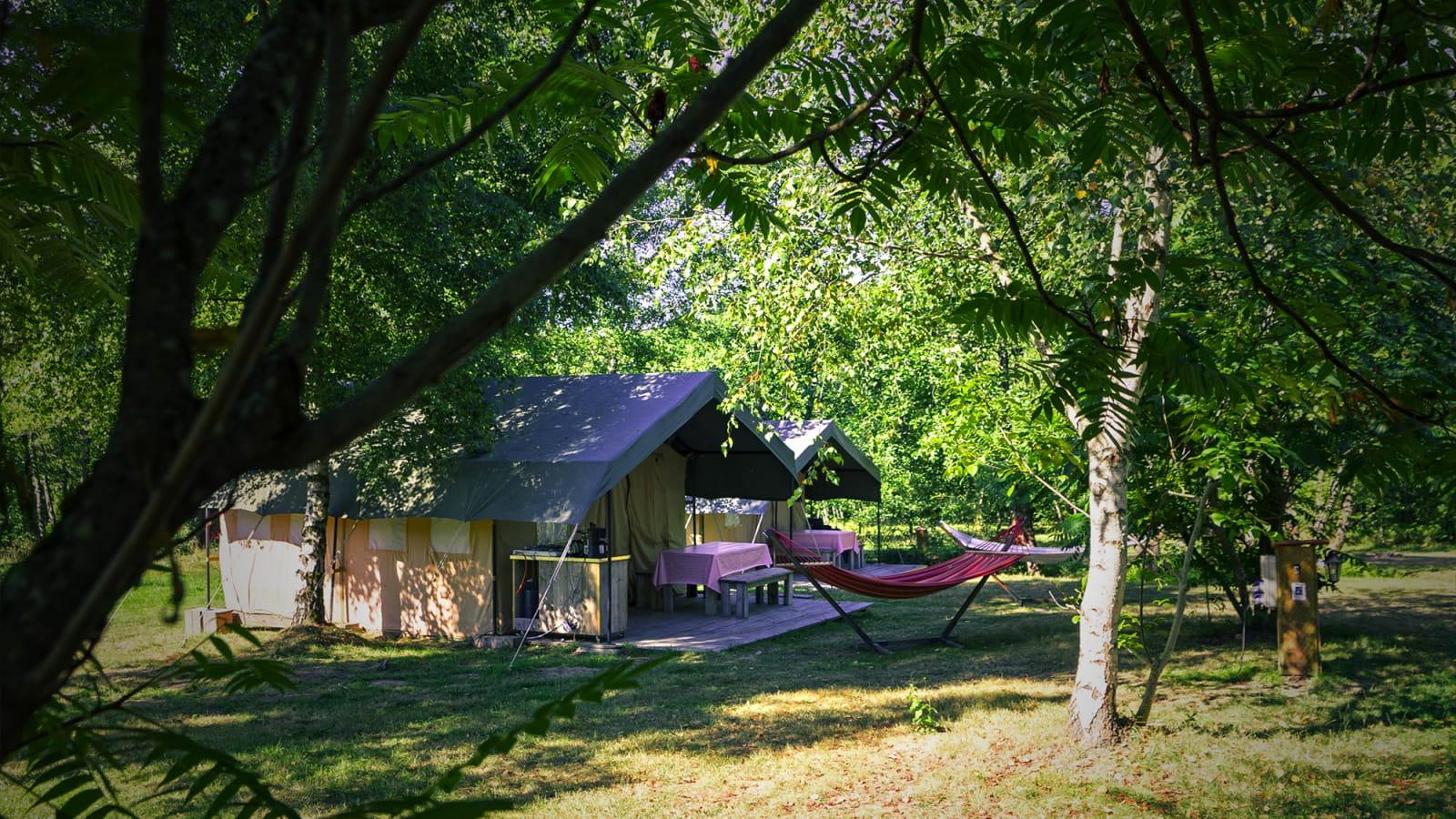 Camping de la Fougeraie
