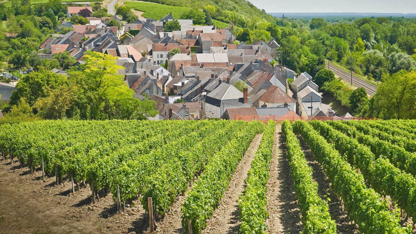 Village des Loges à Pouilly
